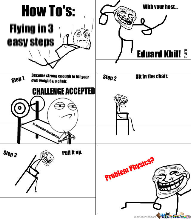 How To: Flying