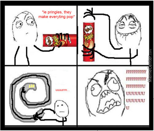 how to get the last pringles_o_3564279 how to get the last pringles by shivam8525 meme center