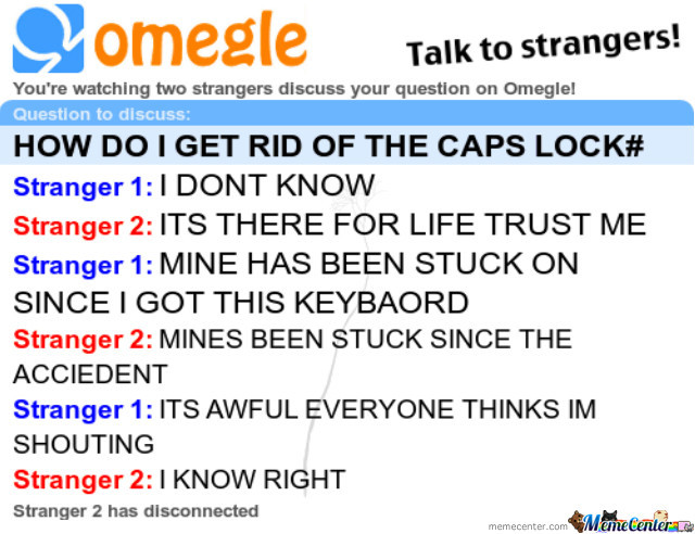 How To Have Fun In Omegle Part 1