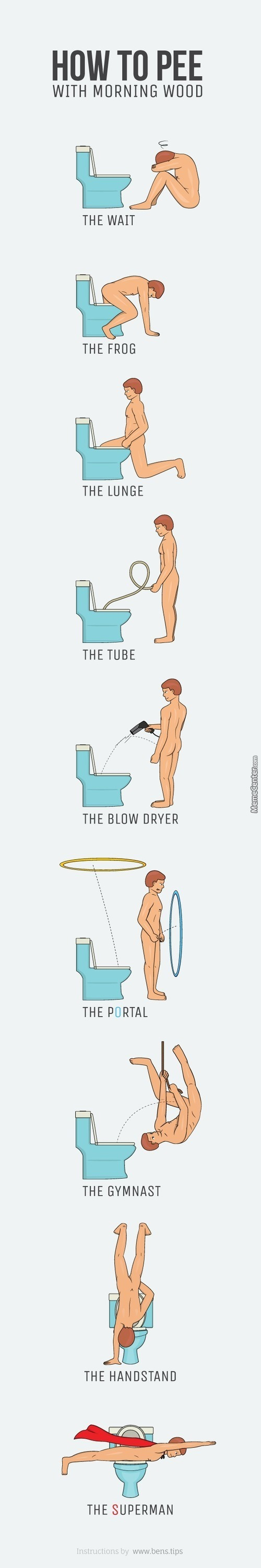 How To Pee.