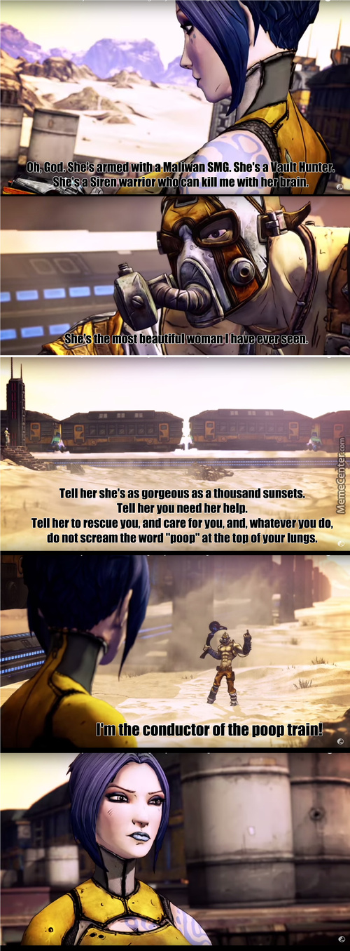 borderlands 2 memes  best collection of funny borderlands 2 pictures