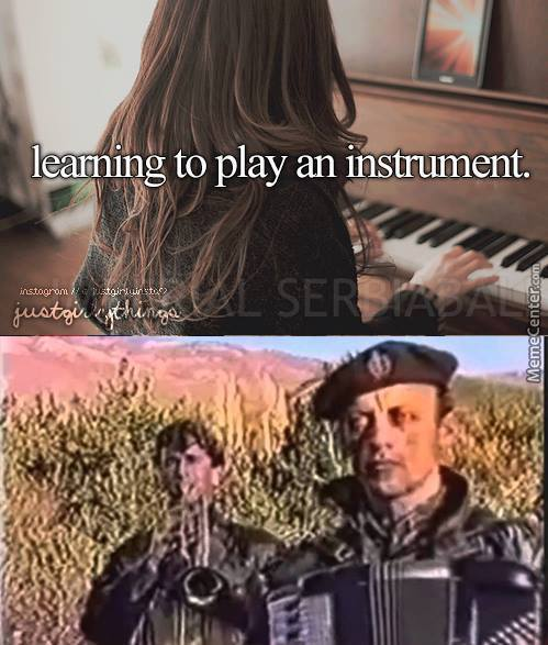 How To Play An Instrument.