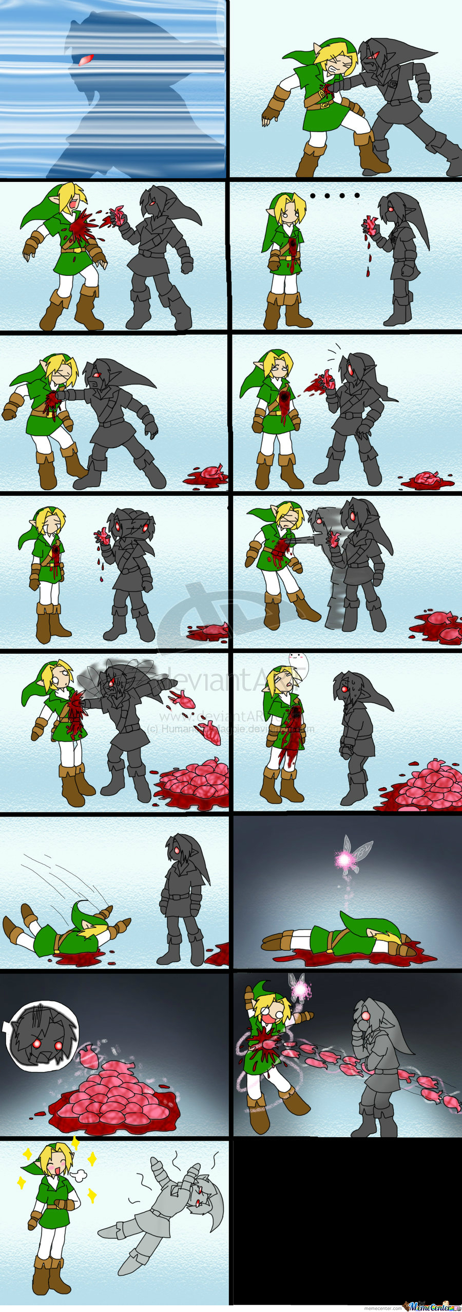 How To Really Beat Dark Link