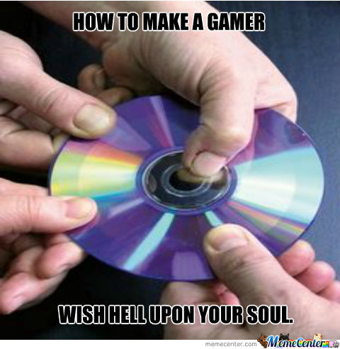 How To Really Make A Gamer Angry.