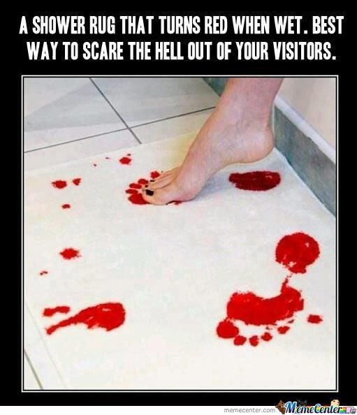 How To Scare Guests Away No.325