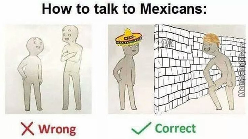 How To Talk To Mexicans