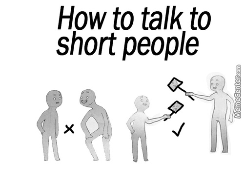 how to talk to dumb people