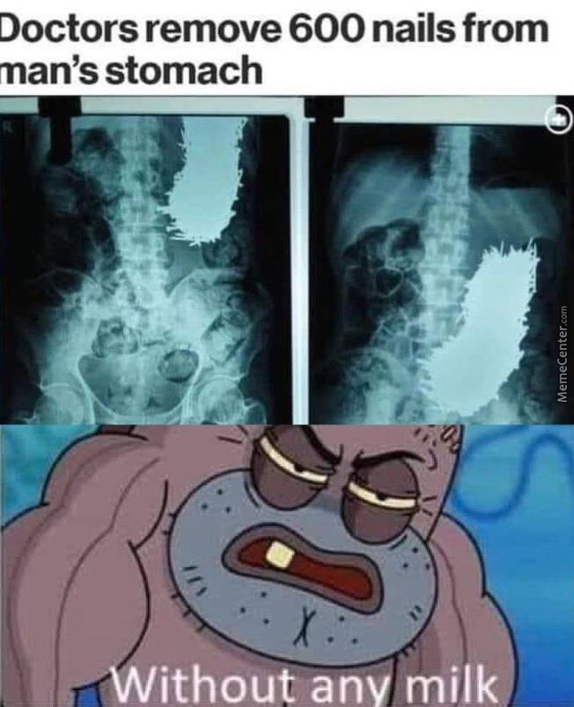How Tough Are You ?