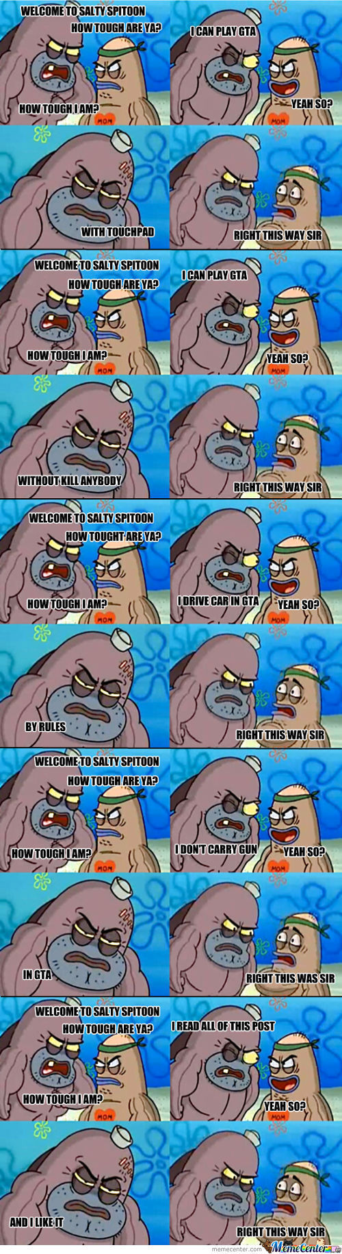 How Tough In Gta