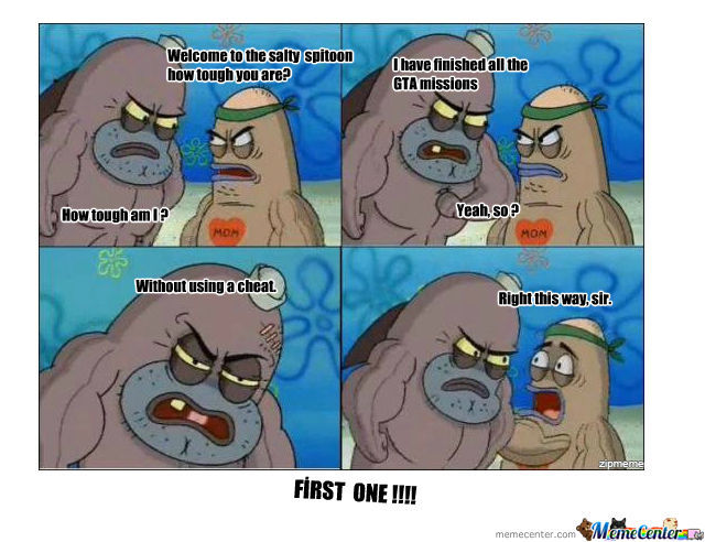 How Tough You Are?