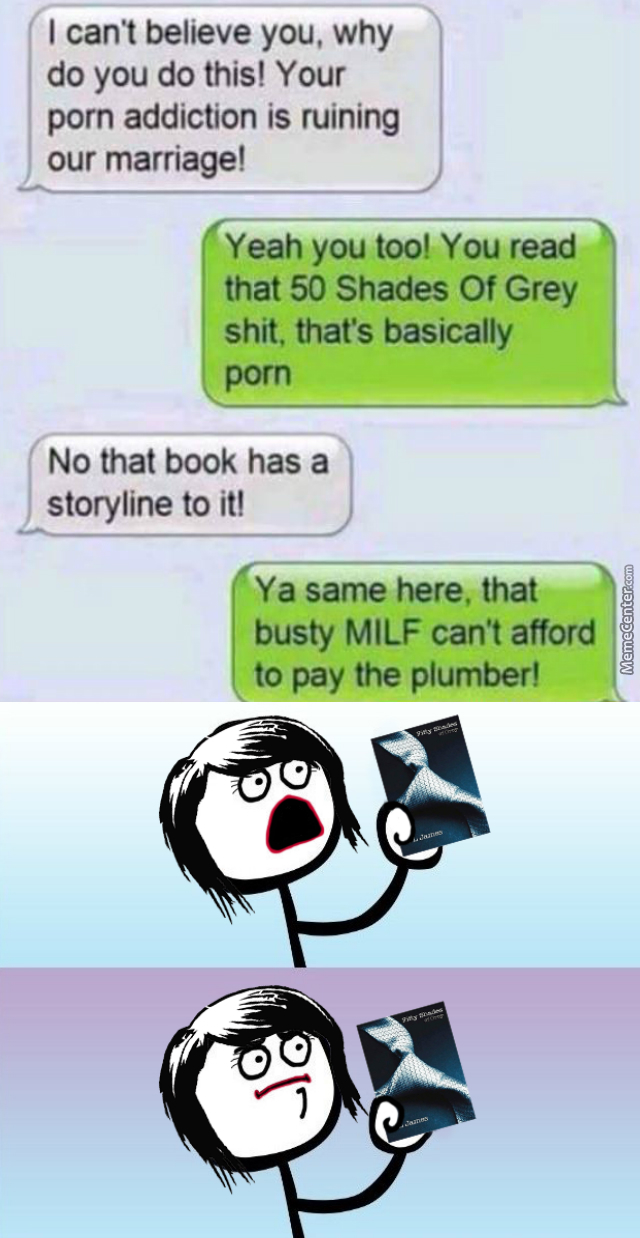 How Will She Ever Pay The Plumber ? :0