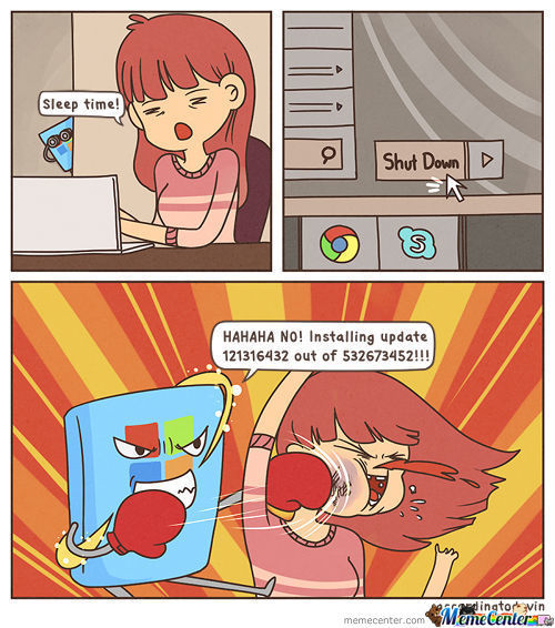 How Windows Update Works