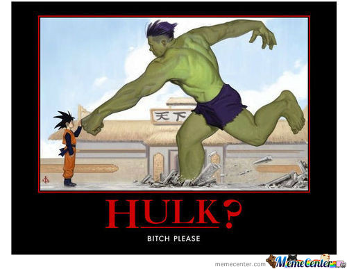 Hulk Is F**ked Up