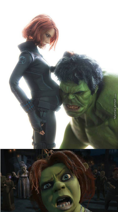 Hulk Smashes Something Else This Time