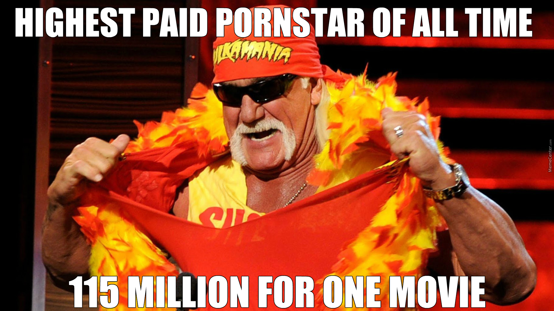 Hulkamania Is Running Wild All The Way To The Bank, Brother!