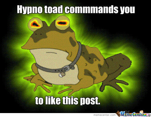 Hypno Toad Cannot Be Disobeyed