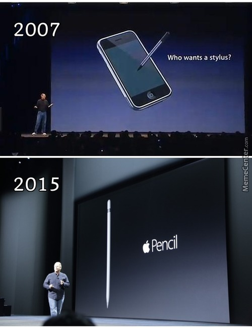 Hypocrisy At Its Finest. But Apple Is Allowed To Do So...