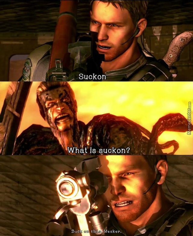 I Actually Liked Re5
