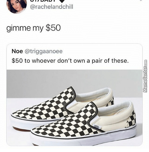 I Actually Own A Pair Of These.