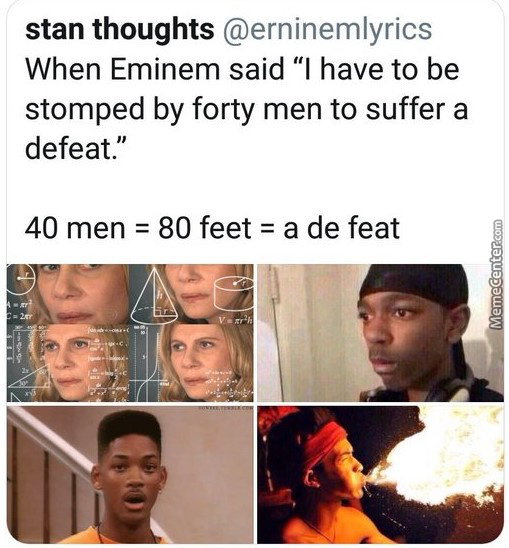 I Admit That Is Hot Fire