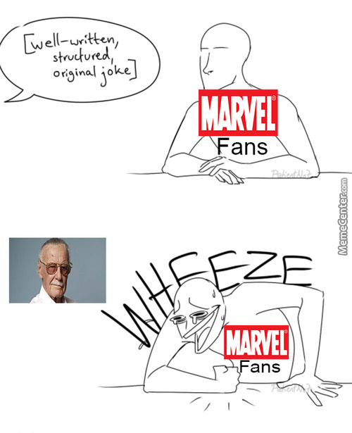 I Always Laugh Whenever I See Stan Lee In Marvel Movies