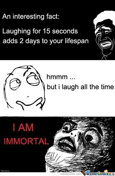 I Am Immortal