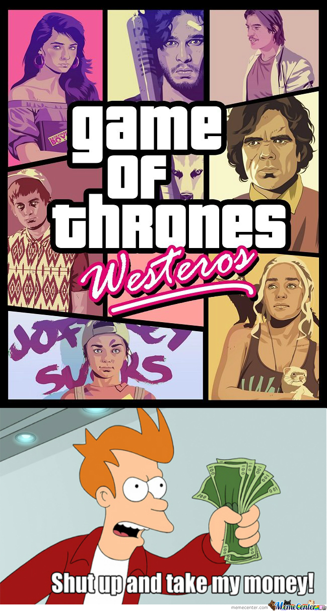 I'd Like To Play This Kind Of Gta