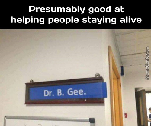 I'm Afraid The Patient Suffers From Night Fever