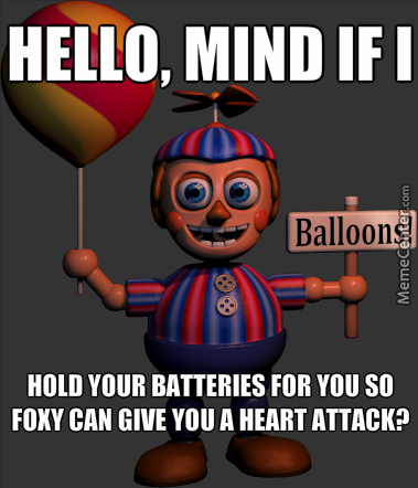 I'm Not Pro But I Still Hate You Balloon Boy