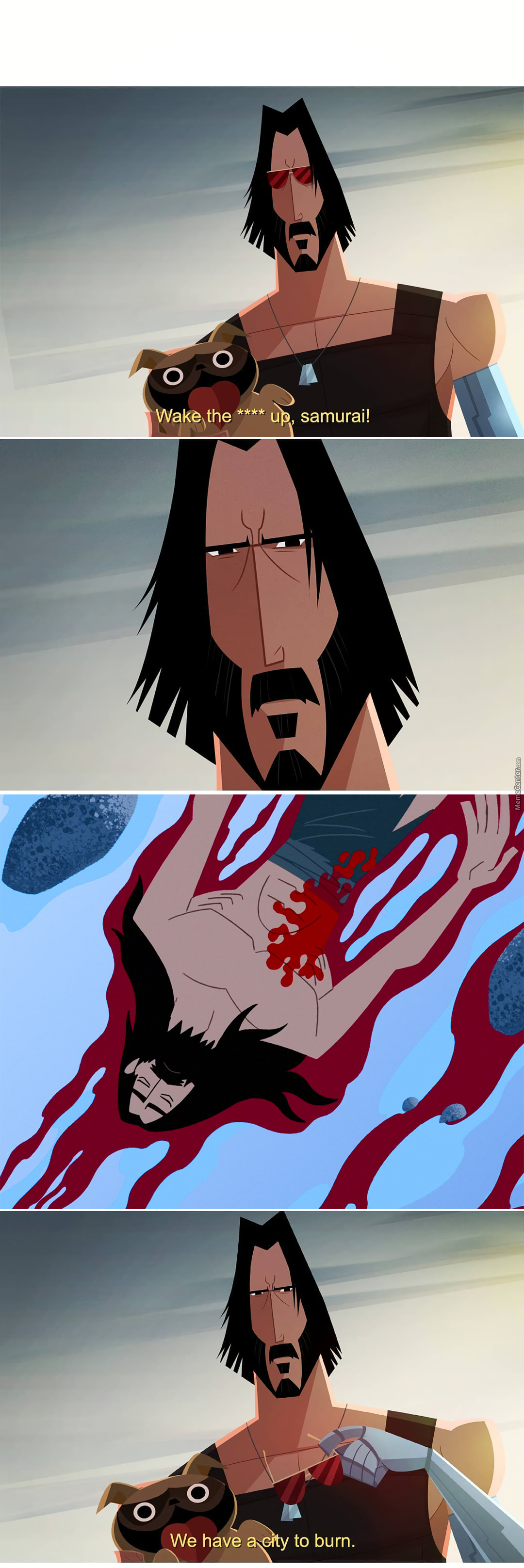 I've Never Seen Samurai Jack