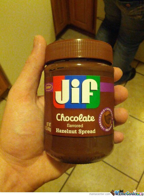 I Asked My Wife For Nutella. She Brought Home A Jar Full Of Lies And Disappointment.