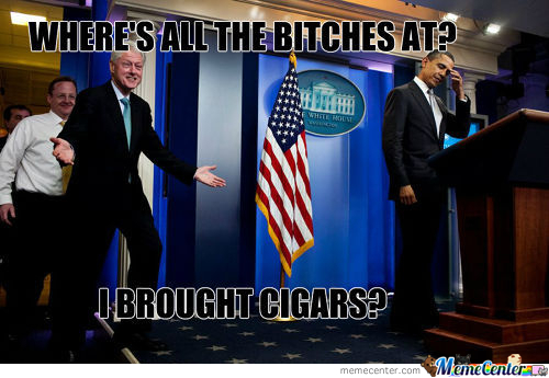 I Brought Cigars