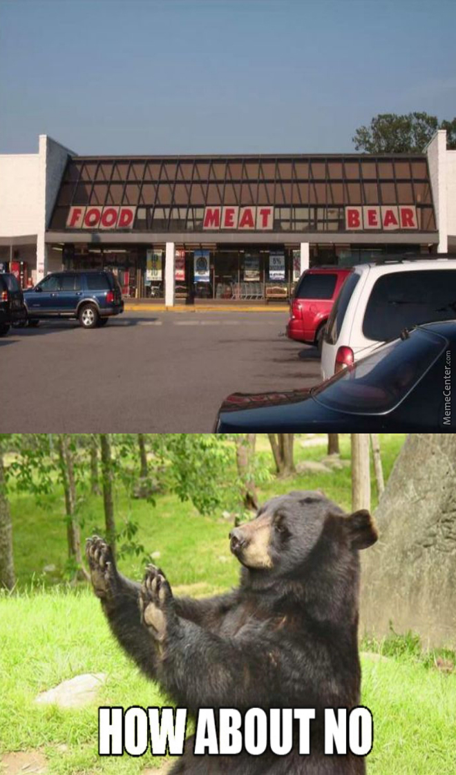 I Can't Even Bear To Drive By This Supermarket!