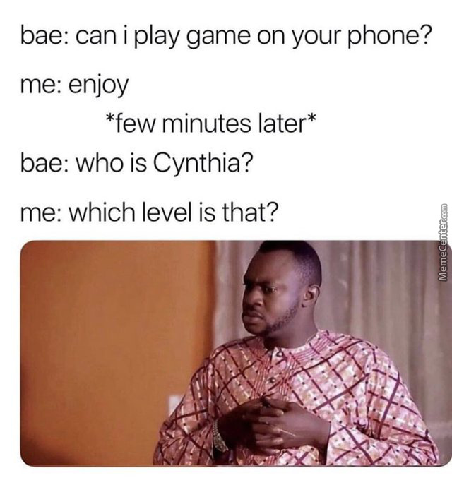 I Can't Understand Bae