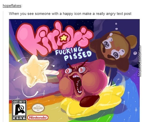 I Can Literally Hear Egoraptor Crying Out The Text On That Image