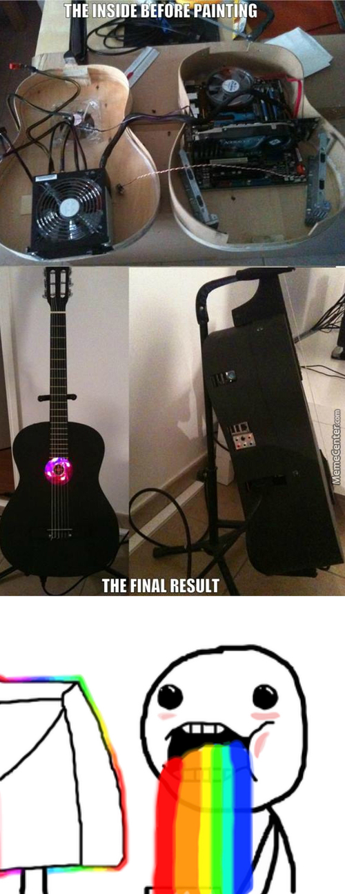 I Can Now Play Guitar Hero With No Lag
