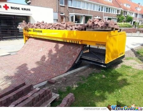 I Do Build Fings... But This Is Just Unreal - 'brick Printer;