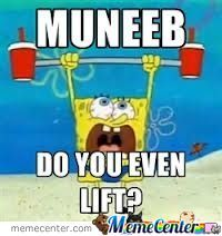 I Do Indeed Lift