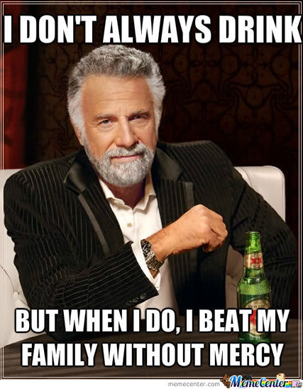 I Don't Always Use A Stick But When I Do...