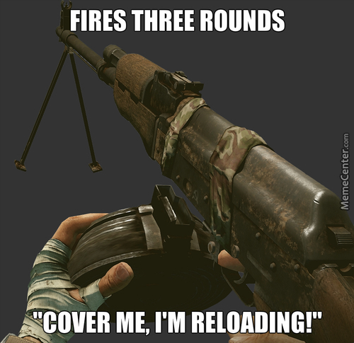 I Don't Care If I Lose 47 Rounds, I Have To Have 50 Rounds!