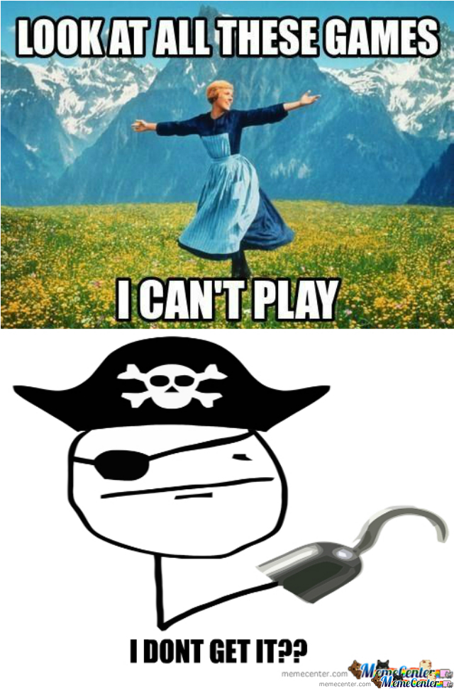 I Don't Get It Pirate