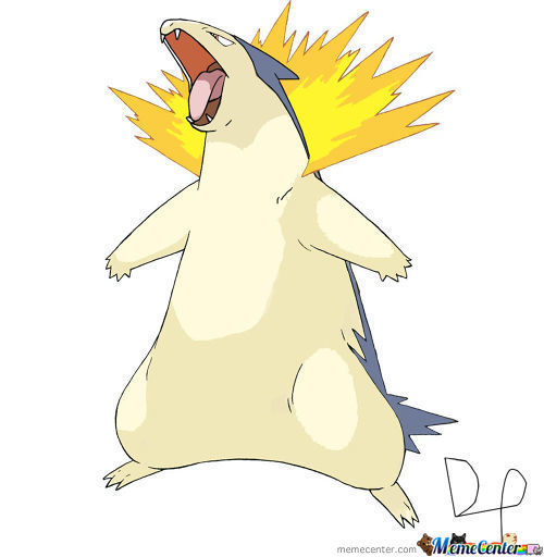 I Drew Typhlosion As A Commission For: Wiktor_Wiki7 Here At Memecenter