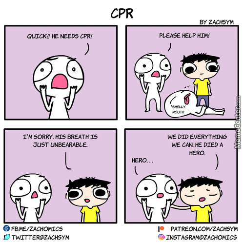 Cpr Memes. Best Collection Of Funny Cpr Pictures