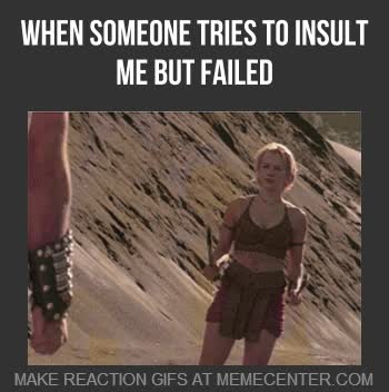 i find your lack of arguments disturbing_gp_3761207 insult memes best collection of funny insult pictures,Equilibrium Memes