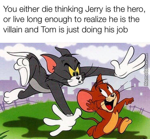 I Grew Up Rooting For Tom
