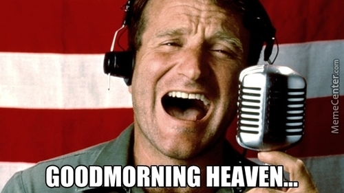 I Guess God Needed Someone To Host The Morning Radio Show In Heaven