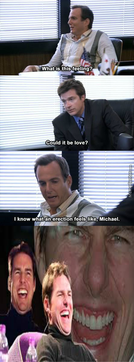 I Guess I Feel Love All The Time (Source: Arrested Development)