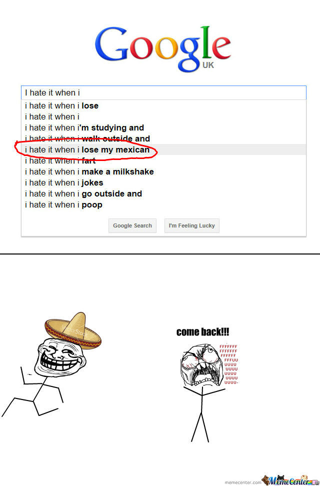 I Hate It When This Happens -____-