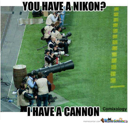 I Have A Cannon