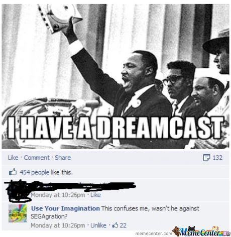 I Have A Dreamcast